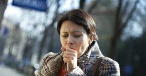 После простуды остался кашель