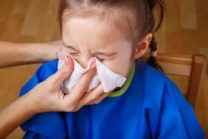 Сильный кашель и насморк