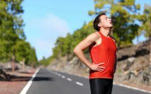 Плохое состояние после бега