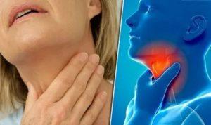 После гнойной ангины стало болеть ухо