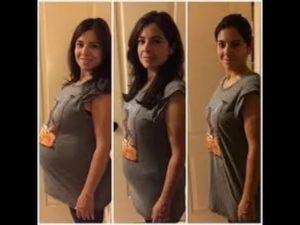 Не уходит вес после родов, что делать?