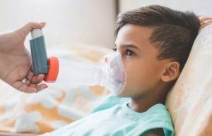 После этих ингаляций у ребенка влажный кашель стал сухим