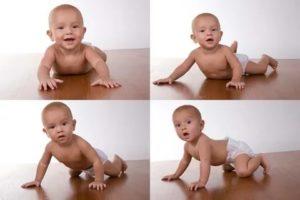 Ребенок хочет сидеть в 5 месяцев
