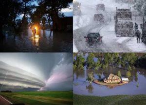 Резкая смена климата