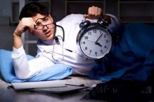 Ночная смена для гипертоника