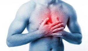 Болит сердце при надавливании