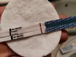 Задержка месячных, отрицательный тест на беременность