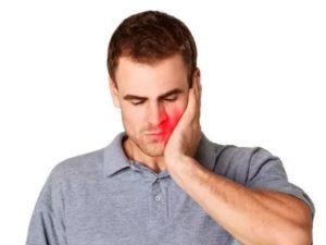 Боль в зубе при движении головой