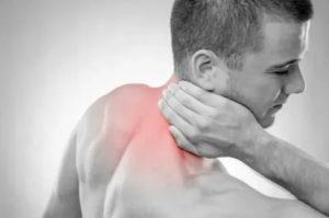 Болит шея и лопатка после волейбола