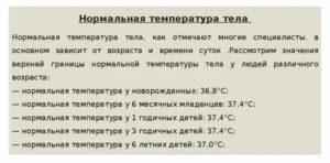Пять дней держится температура 37-37,4