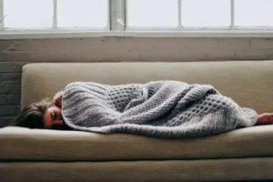 Мерзну во сне