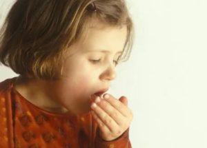 Кашель у ребенка после ларинготрахеита