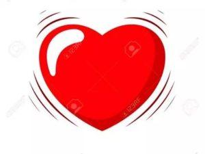 Сердце начинает вибрировать
