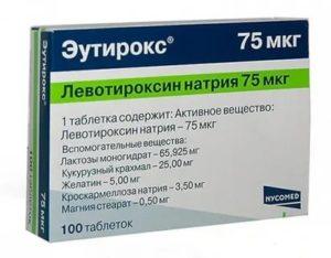 Каким препаратом  можно заменить Эутирокс?