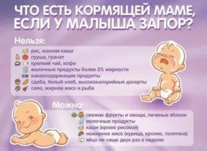 2-месячный ребенок на ГВ не какал 4 дня