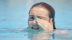 Плохое самочувствие после бассейна