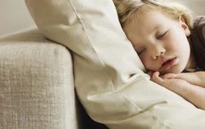Храп и кашель у ребенка во сне