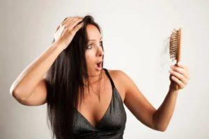 После диеты выпадают волосы