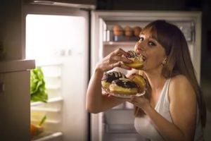 Как заставить себя поесть?