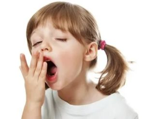 Ребенок часто глубоко вздыхает