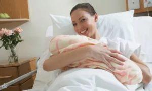 Восстановление после искусственных родов