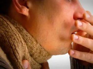 Ощущение холода в горле при вдохе