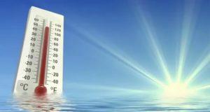 Скачки температуры