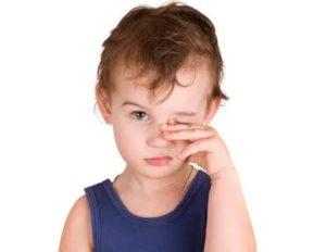 Болит рука у ребенка