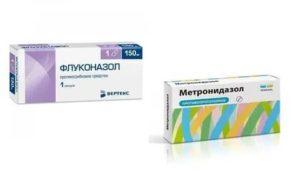 Можно ли принимать Флуконазол совместно с Ампициллином?