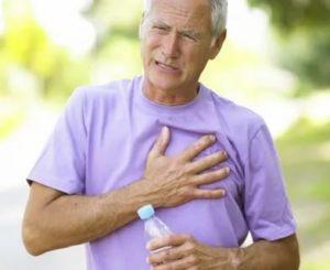 Боли в области сердца при беге