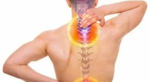 Боль в позвоночнике от копчика до шеи