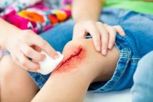 Почему болит зажившая рана?