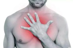 Колющая боль в груди, сонливость