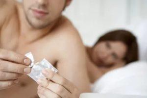 Вероятность беременности, презерватив сполз