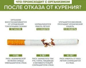 Сможет ли организм восстановиться после пяти лет табакокурения?