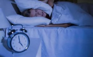 Не могу уснуть при шуме
