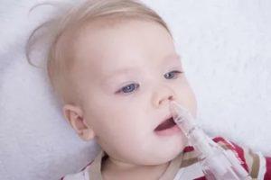 Насморк и кашель у 4-месячного ребенка