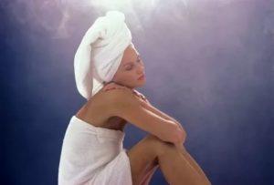 Проблемы с дыханием после бани