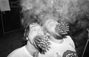 Не могу накуриться